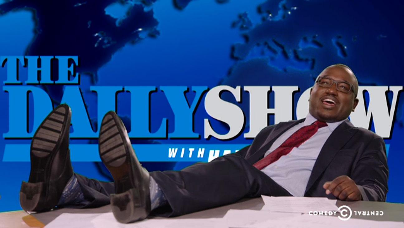 Hannibal Buress, Daily Show Still - H 2015