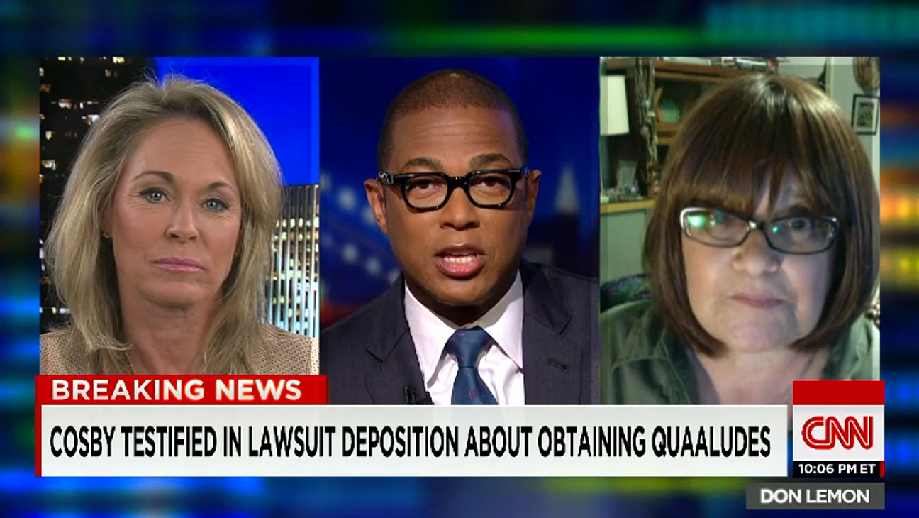 Don Lemon, Cosby Accusers, CNN Still - H 2015