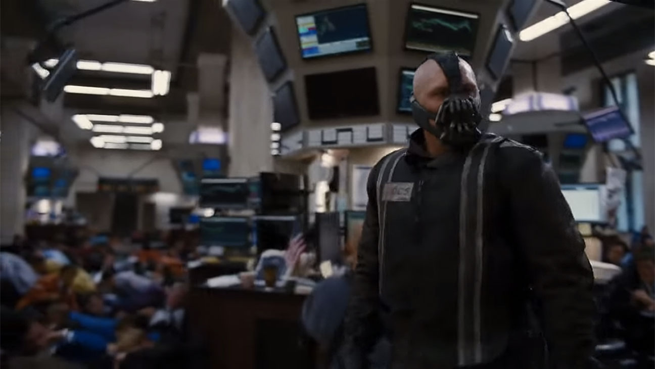 Dark Knight Rises, Bain Hits Stock Exchange Still - H 2015