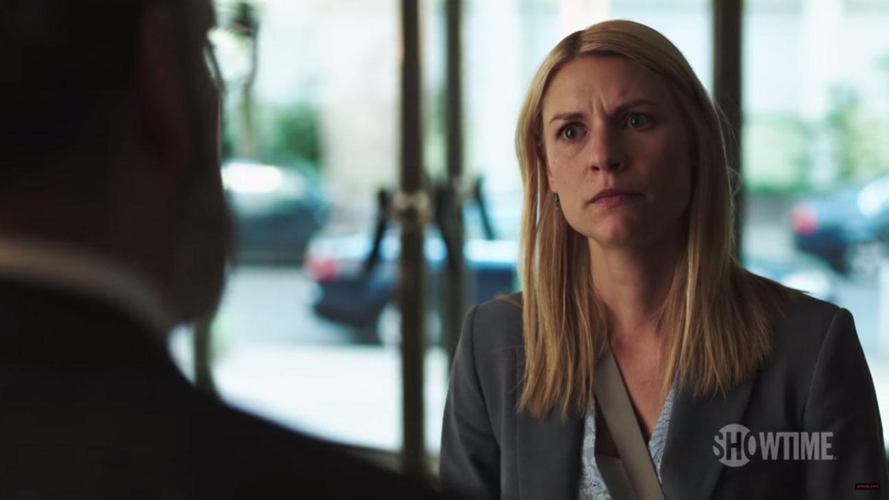Homeland Season 5, Teaser Trailer Still - H 2015