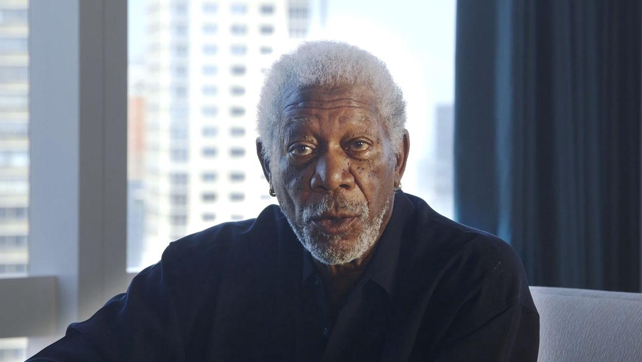 Morgan Freeman, Iran Deal Video Still - H 2015
