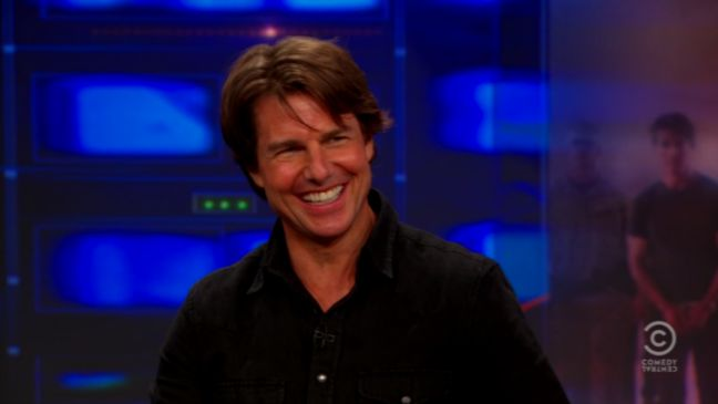 Tom Cruise Daily Show Still - H 2015