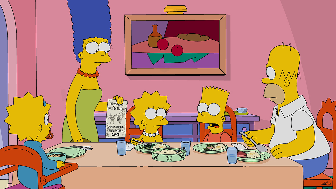 Simpsons Comic Con - H