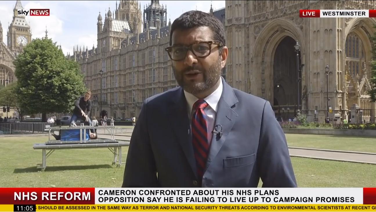 Sky News, Young & Strange
