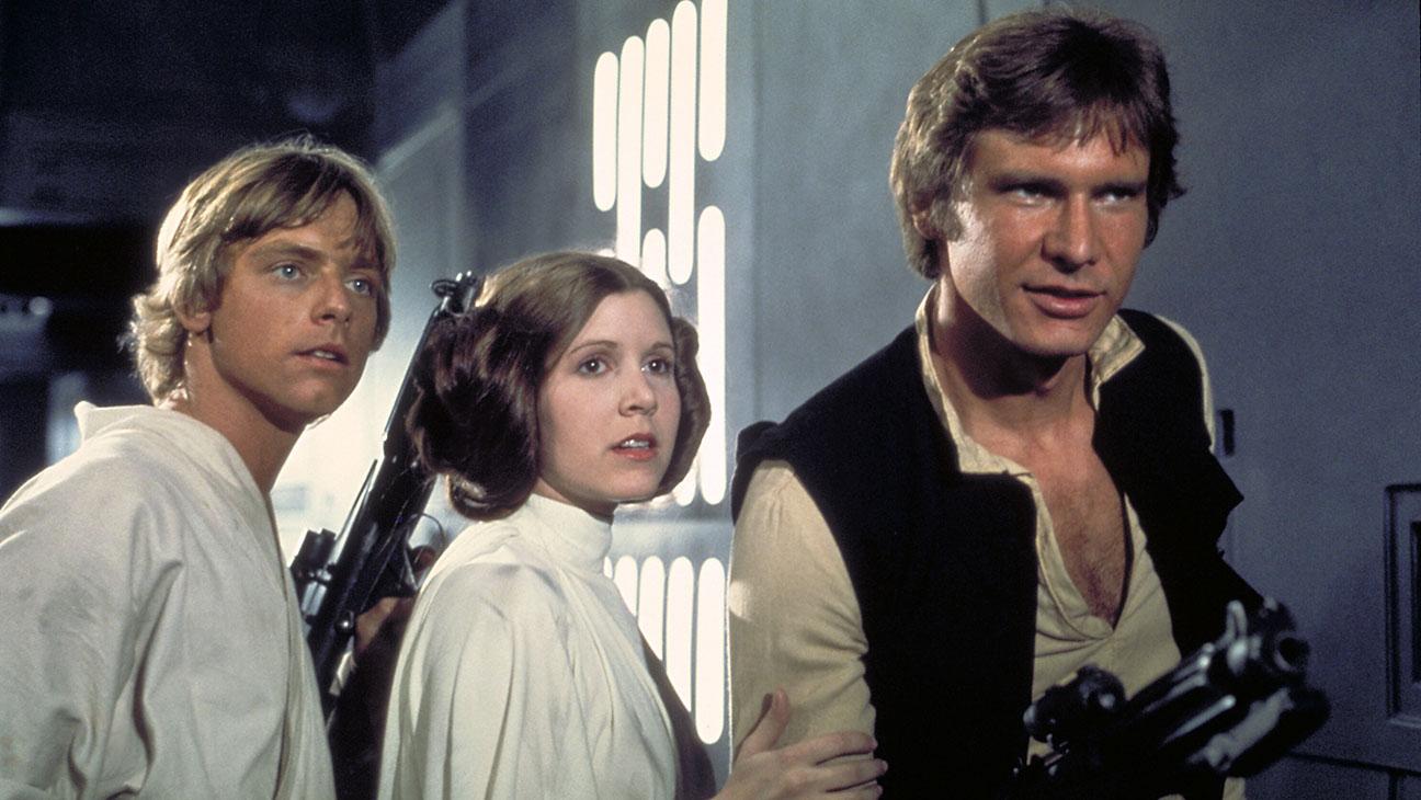 Star Wars Episode 4 Han Solo Still - H 2015