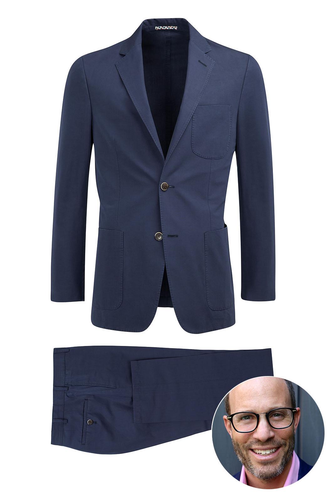 Suit Supply Andrew Weitz Inset - P 2015