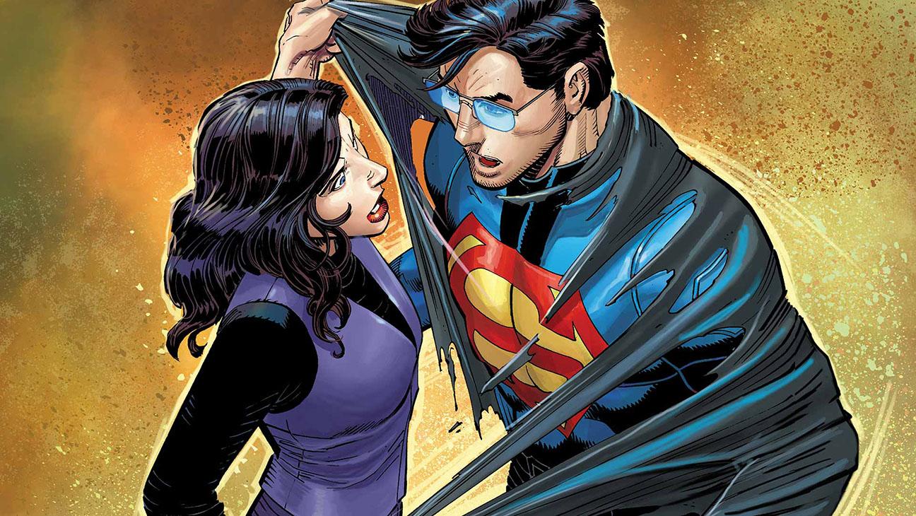 Superman Lois Cover - H 2015