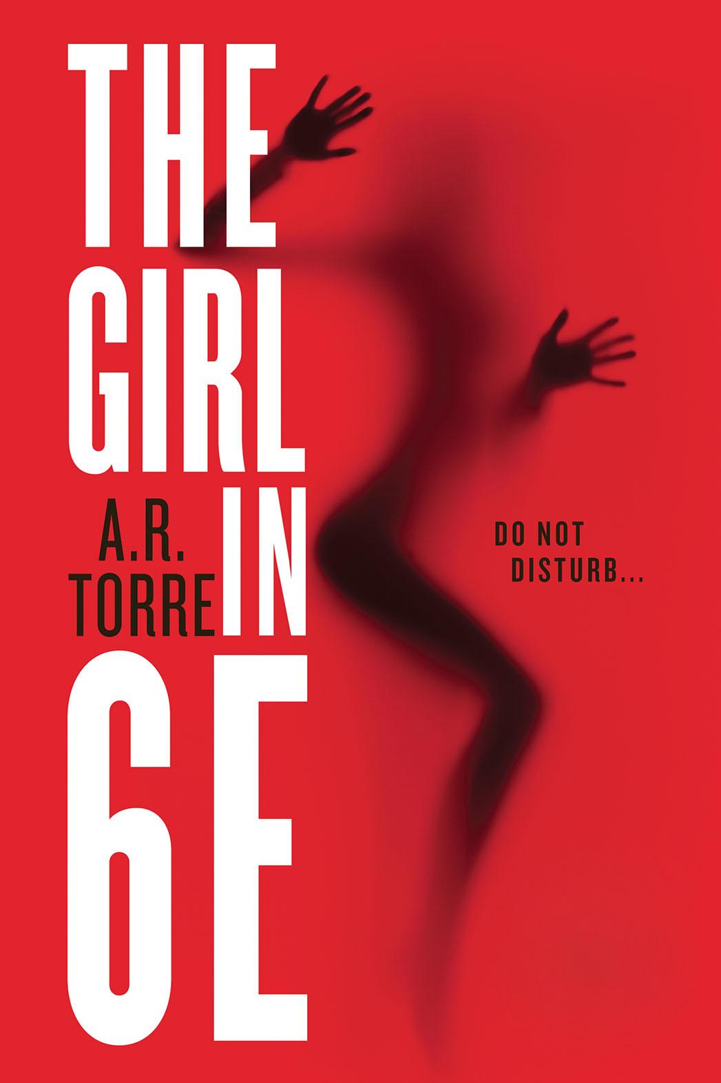 The Girl in 6E Cover - P 2015