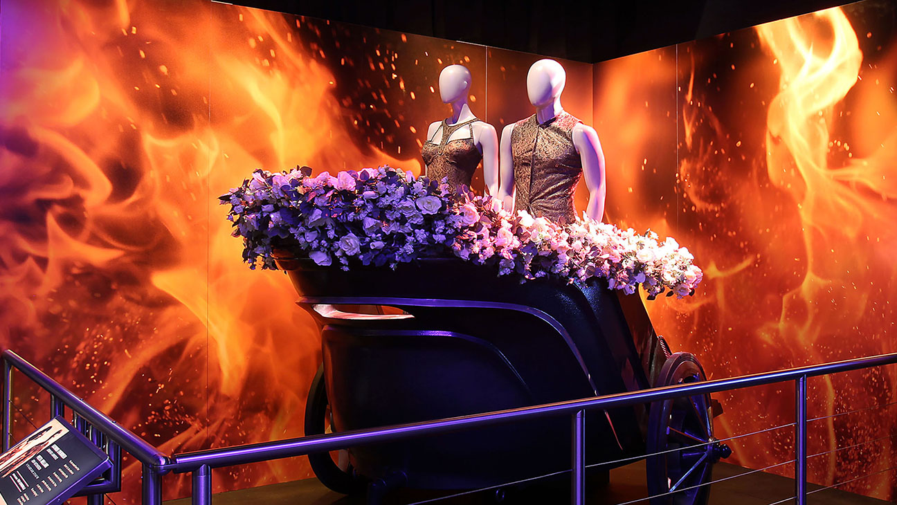 The Hunger Games Exhibition - H 2015