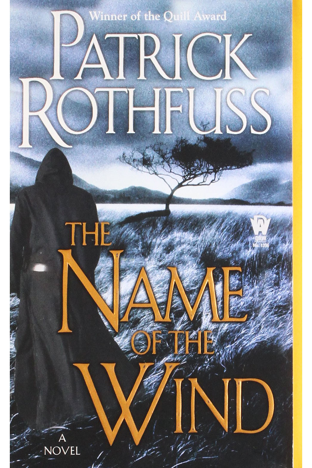 The Name of the Wind Cover - P 2015