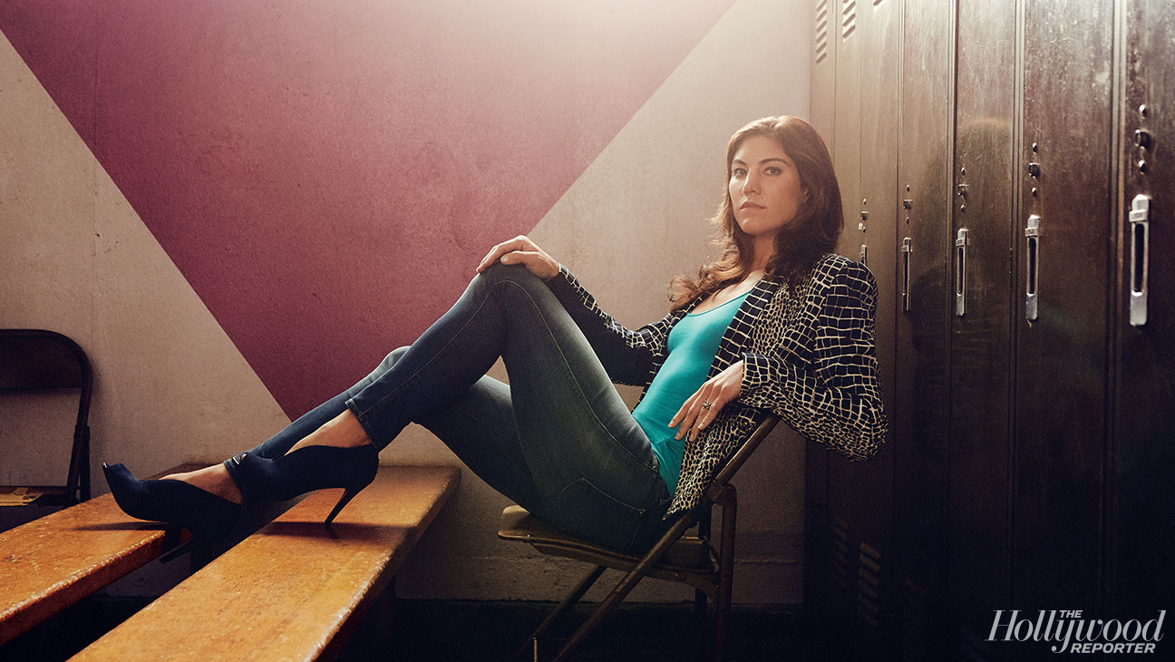 THR Hope Solo - H 2015