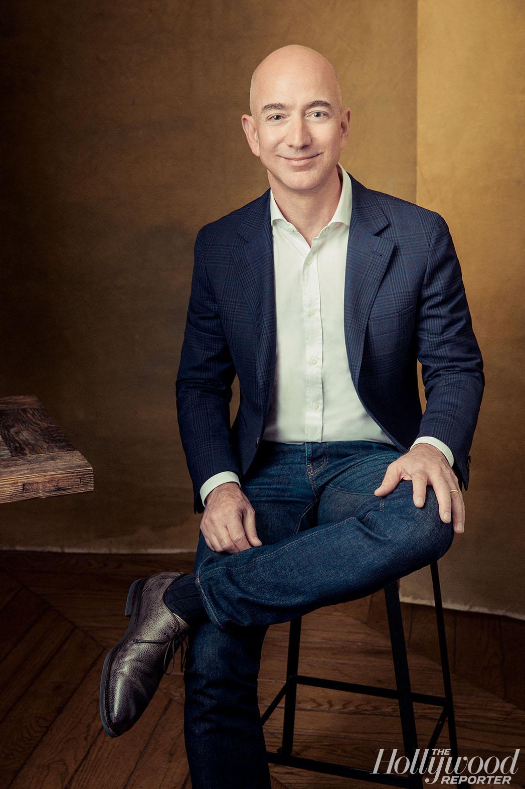 THR Jeff Bezos - P 2015