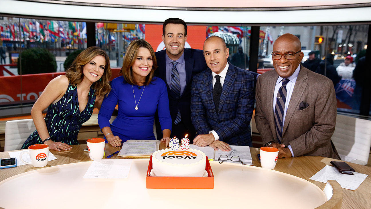 Today Show Hosts - H 2015
