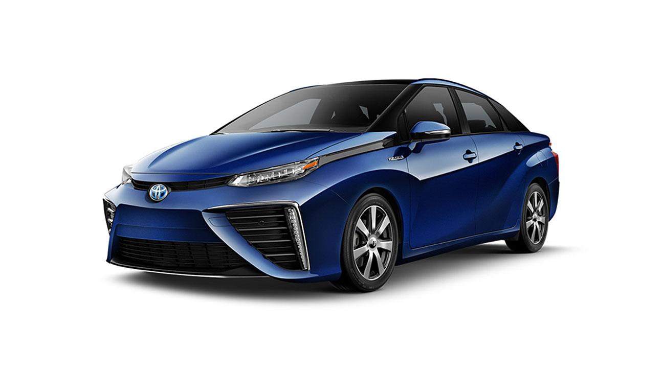 Toyota Mirai - H 2015