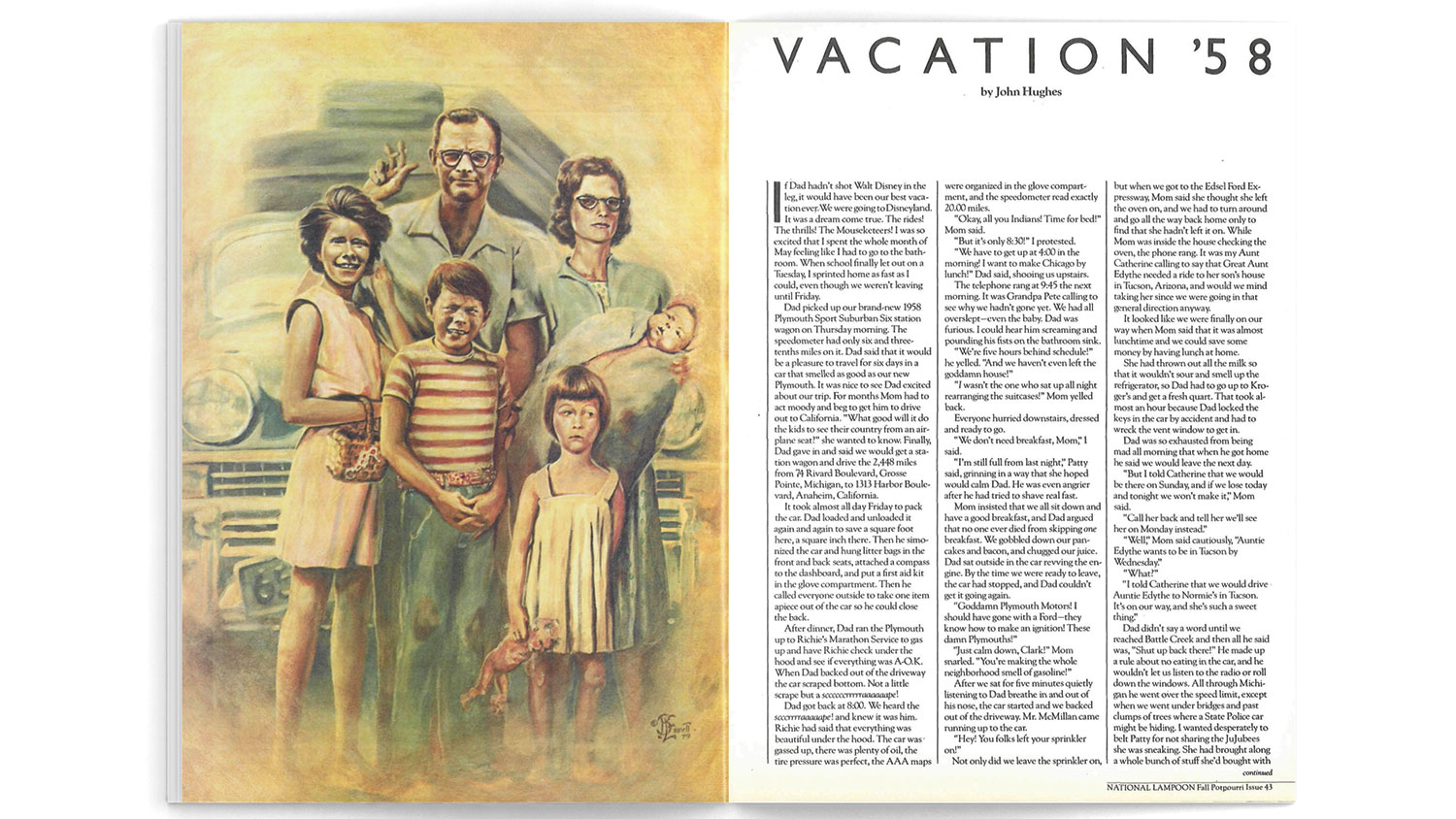 <p>Vacation &#39&#x3B;58 Short Story - H 2015</p>