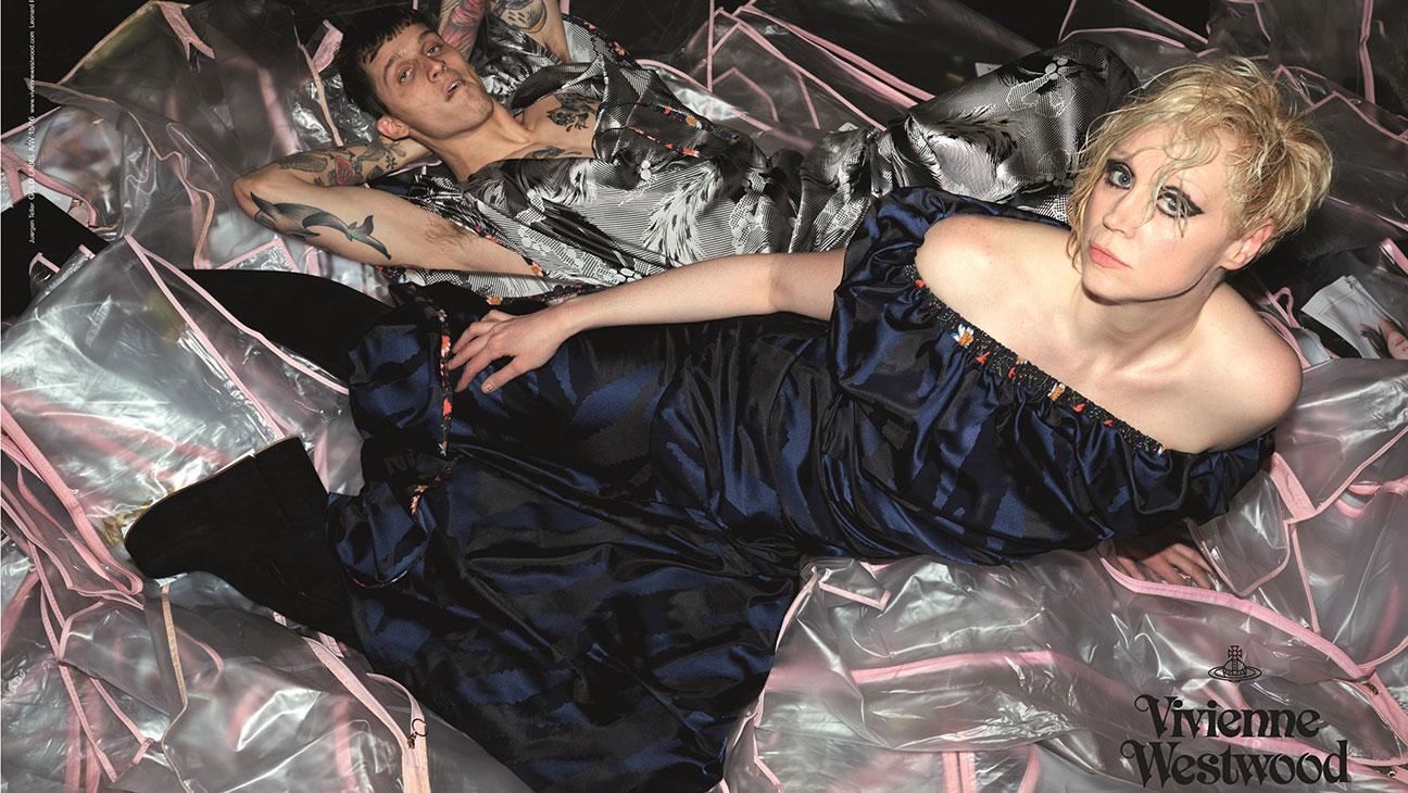 Vivienne Westwood AW15 Ad - H 2015