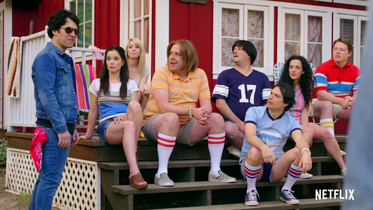 Wet Hot American Summer First Day of Camp Full Trailer — H 2015