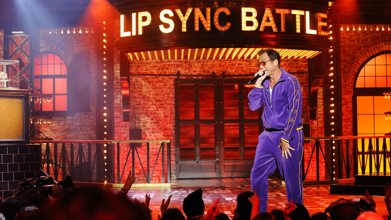 Will Arnett, Lip Sync Battle - H 2015