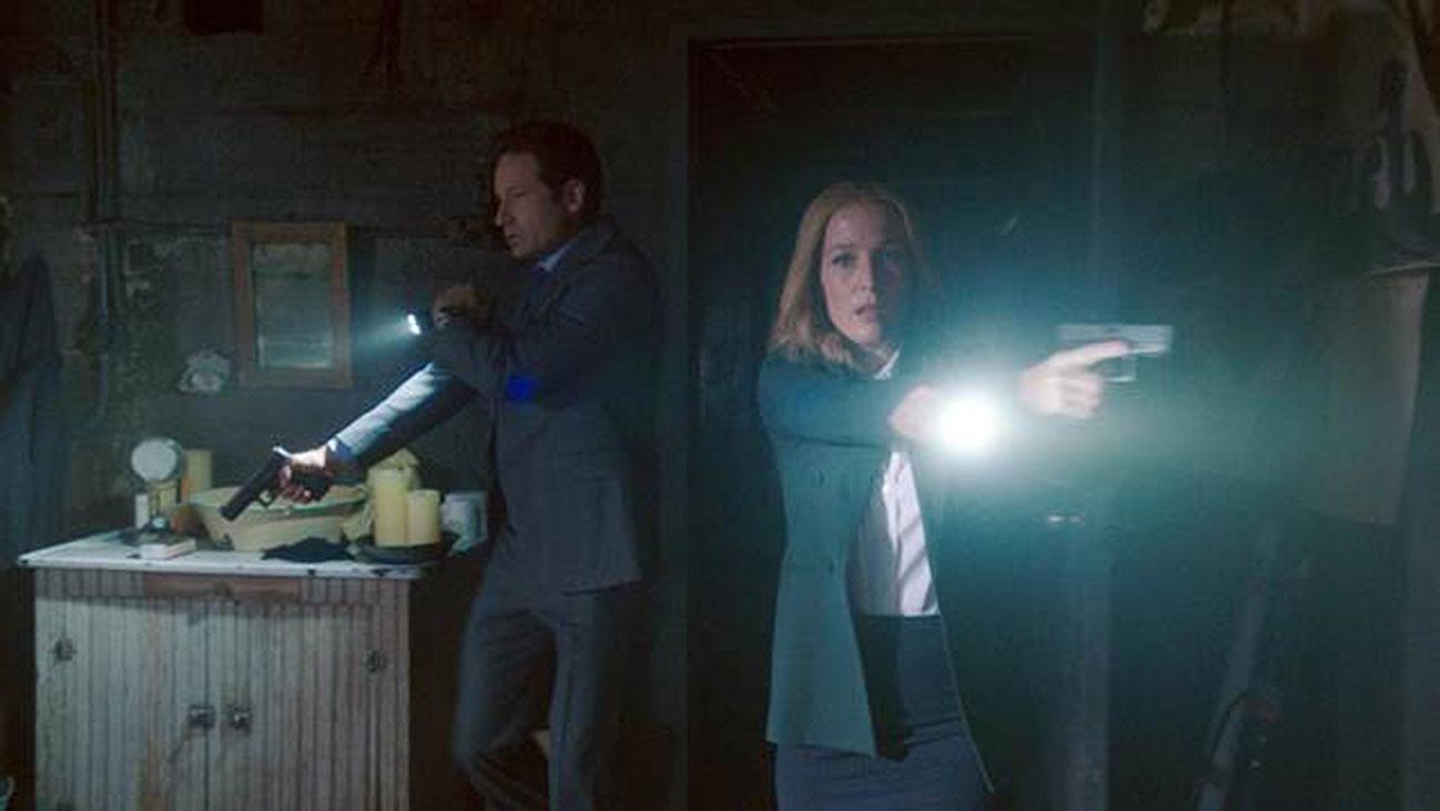 X-Files Still - H 2015