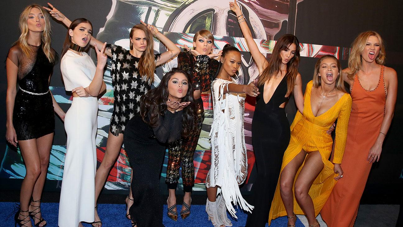 "Taylor Swift's ""Bad Blood"" Music Video Stars"