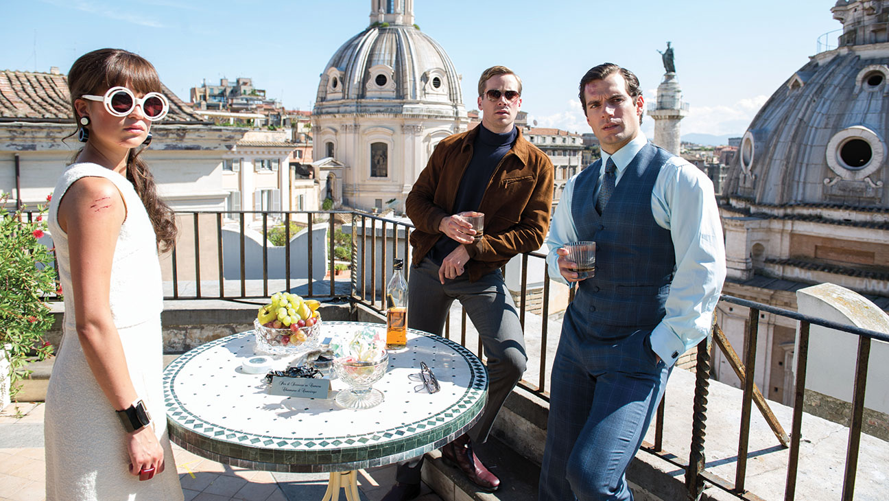 'The Man From U.N.C.L.E.' Set