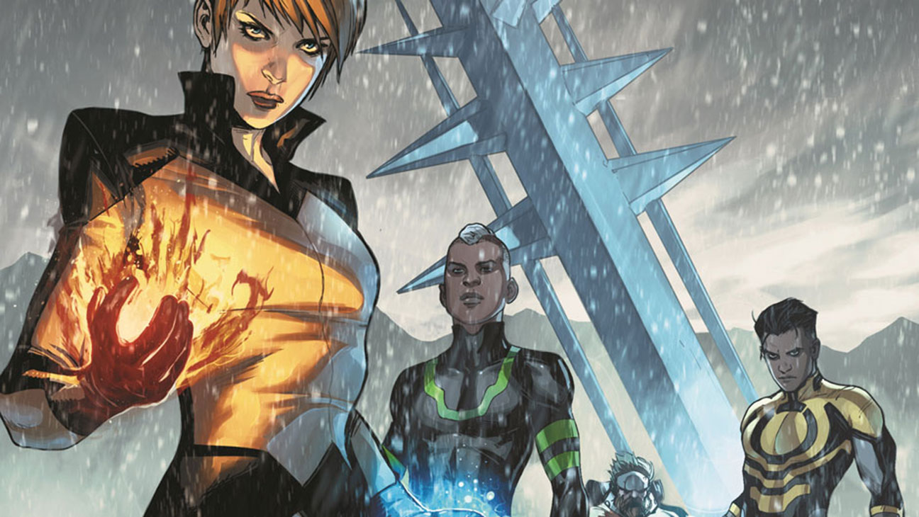 All-New Inhumans - H 2015
