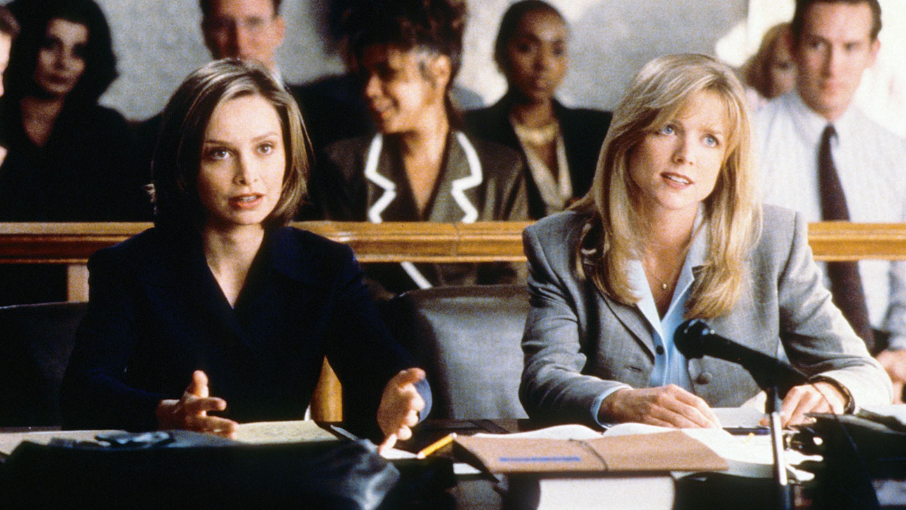 Ally McBeal' First Episode: THR's 1997 Review | Hollywood Reporter