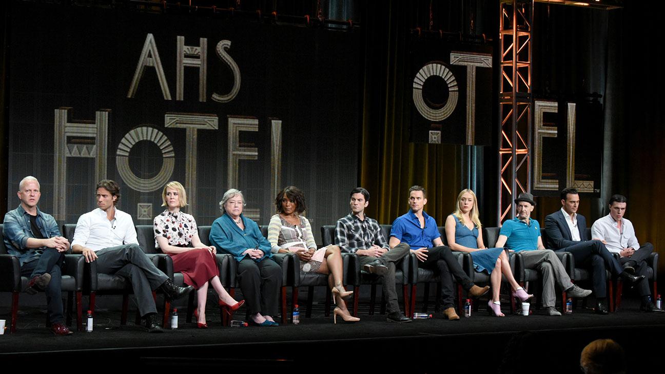 American Horror Story, TCA Panel - H 2015