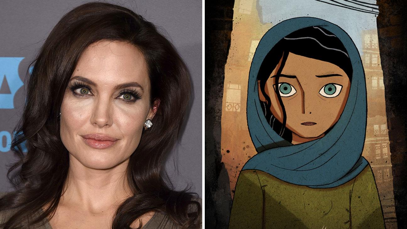 Angelina Jolie, The Breadwinner Split - H 2015