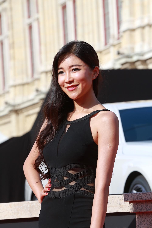 Betty Zhou P 2015
