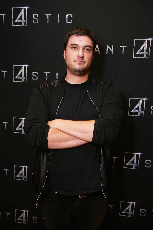 Josh Trank P 2015