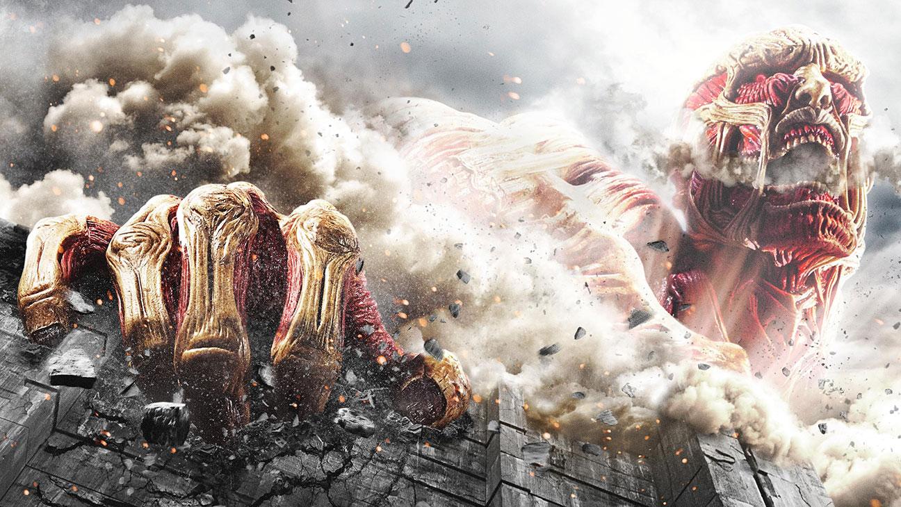 Attack on Titan Still - H 2015