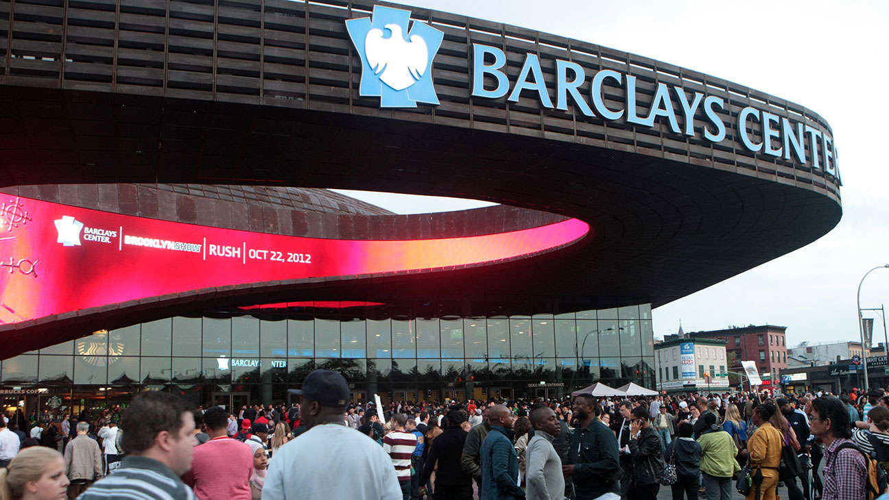 Barclay's Center - H 2015