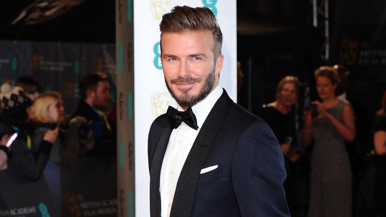 David Beckham - H 2015