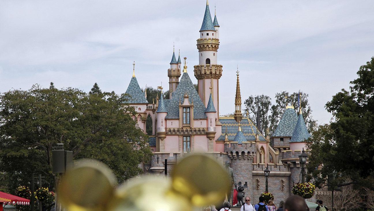 Disneyland Castle - H 2015
