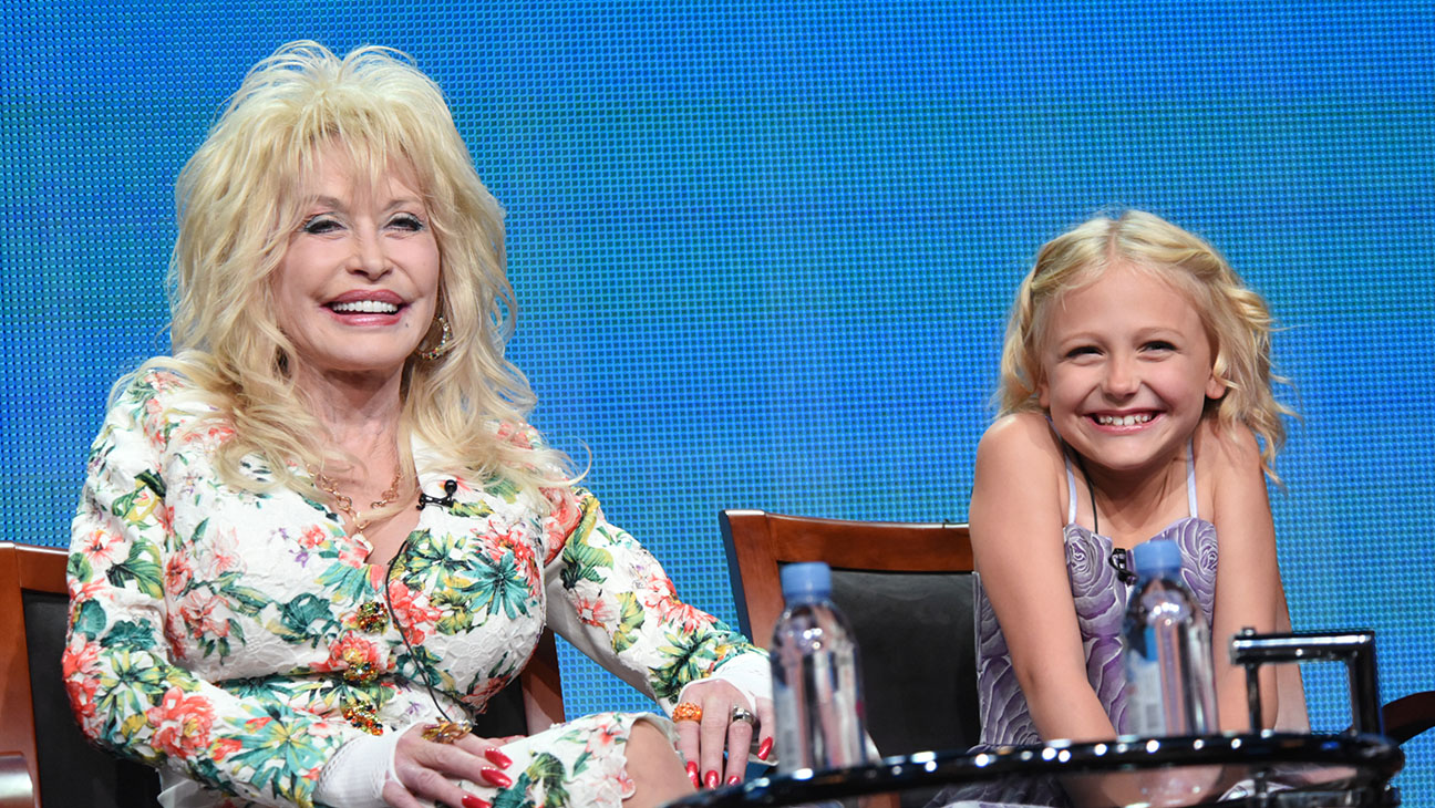Dolly Parton's Coat of Many Colors TCA Panel- H 2015