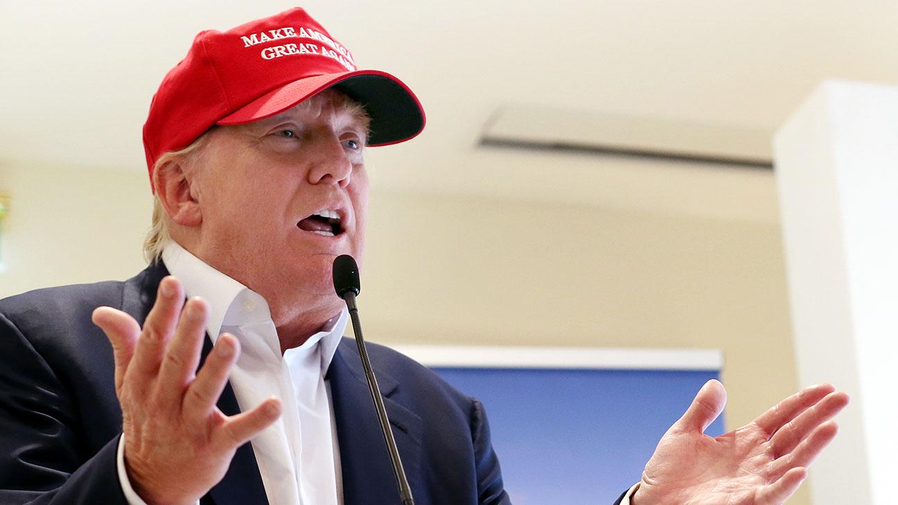 Donald Trump - H 2015
