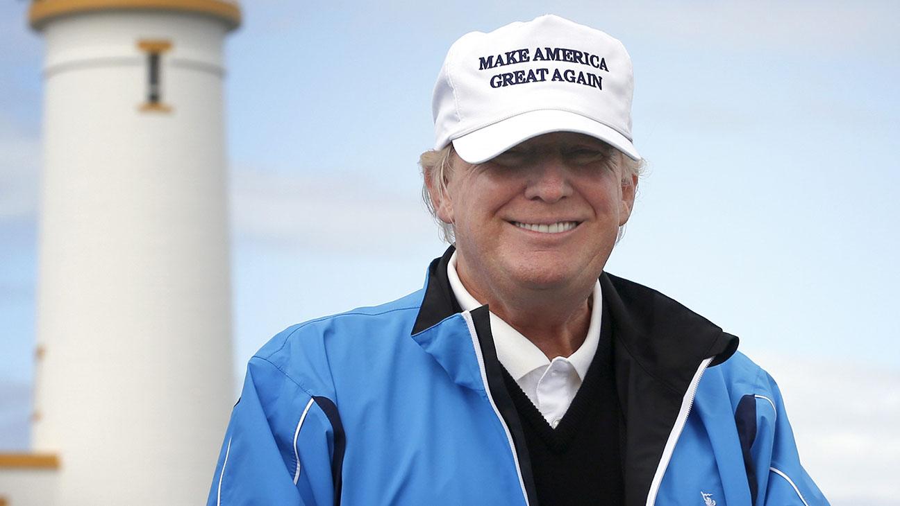 Donald Trump Hat - H 2015