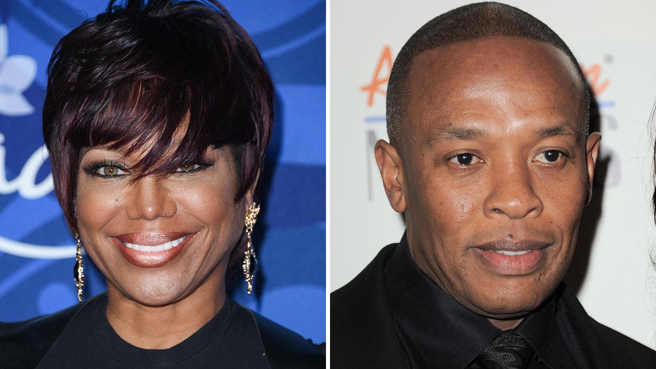 Dr. Dre, Michel'le Split - H 2015