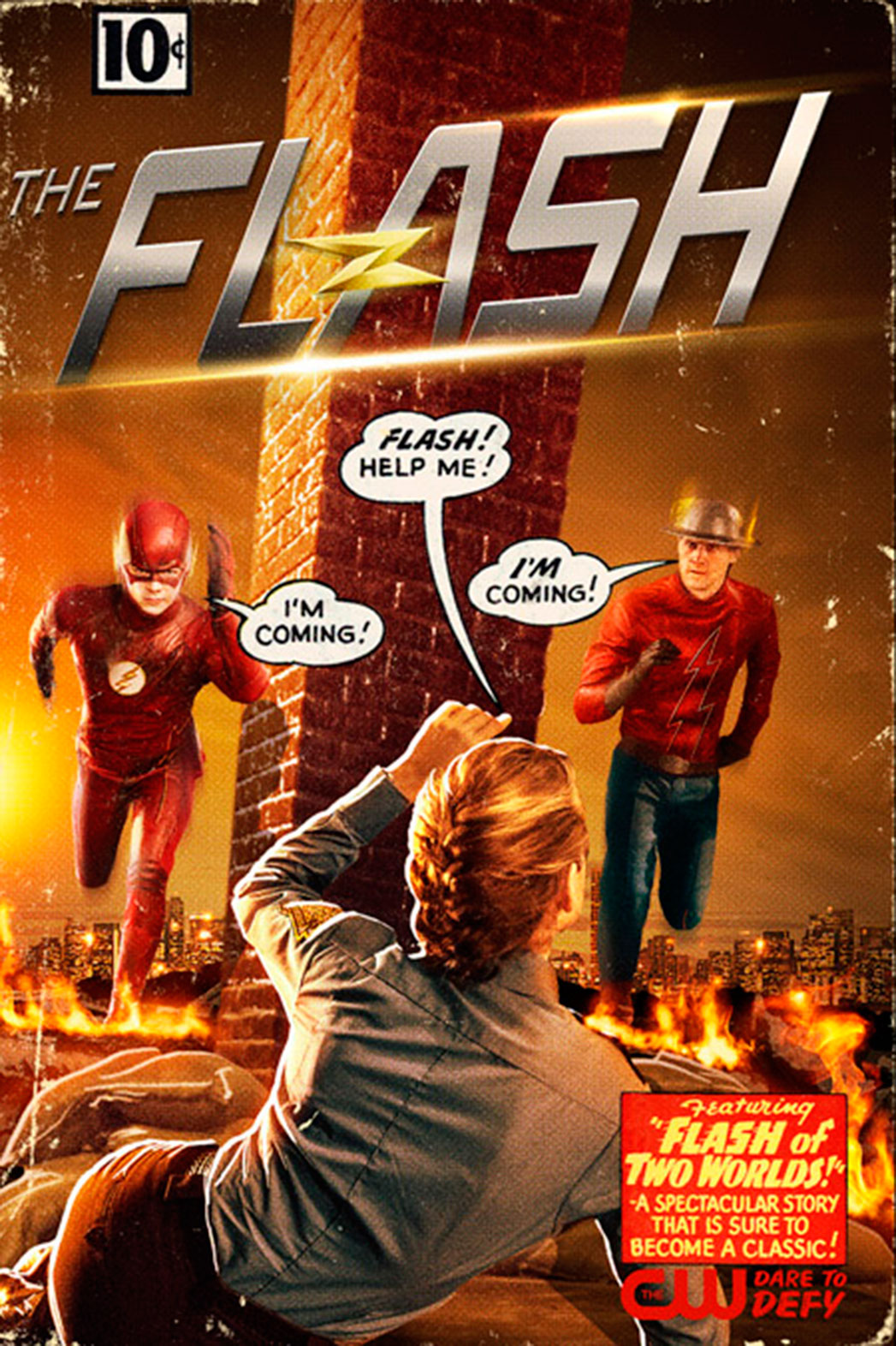 Flash Jay Garrick First Look - P 2015