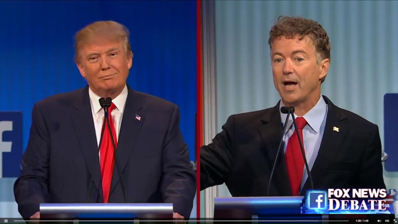 Fox Republican Debate 1 - H 2015