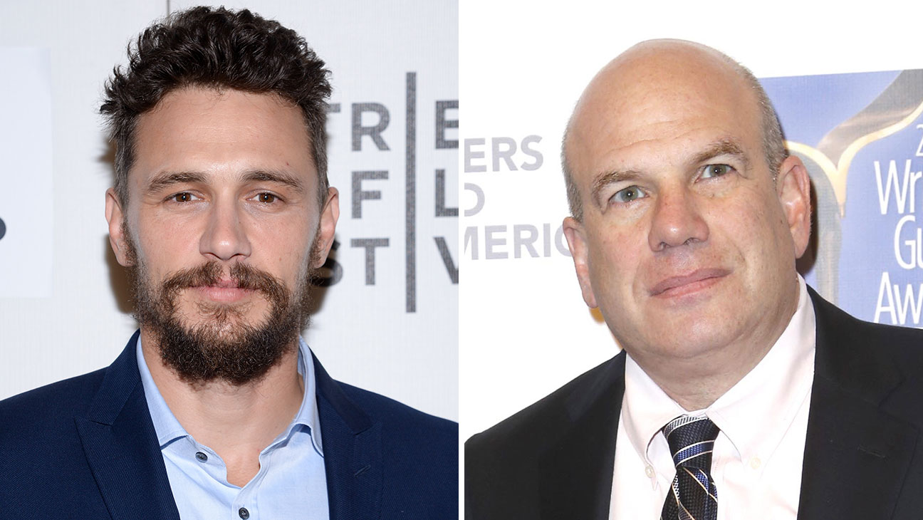 James Franco, David Simon Split – H 2015