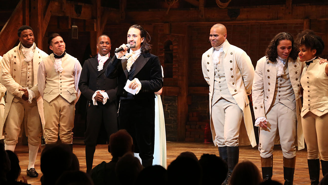 Hamilton Play, Opening Night - H 2015