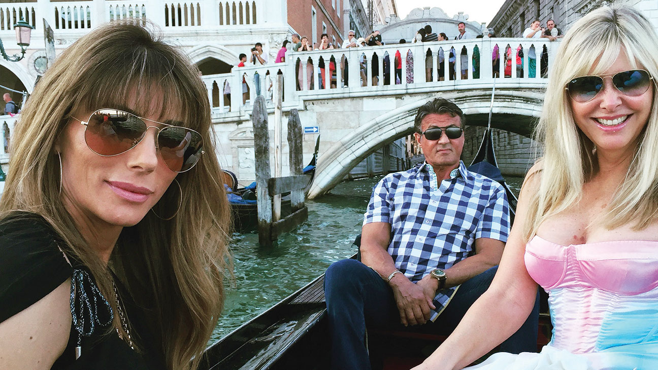 Irena_Medavoy_Venice_with_Stallones - H 2015