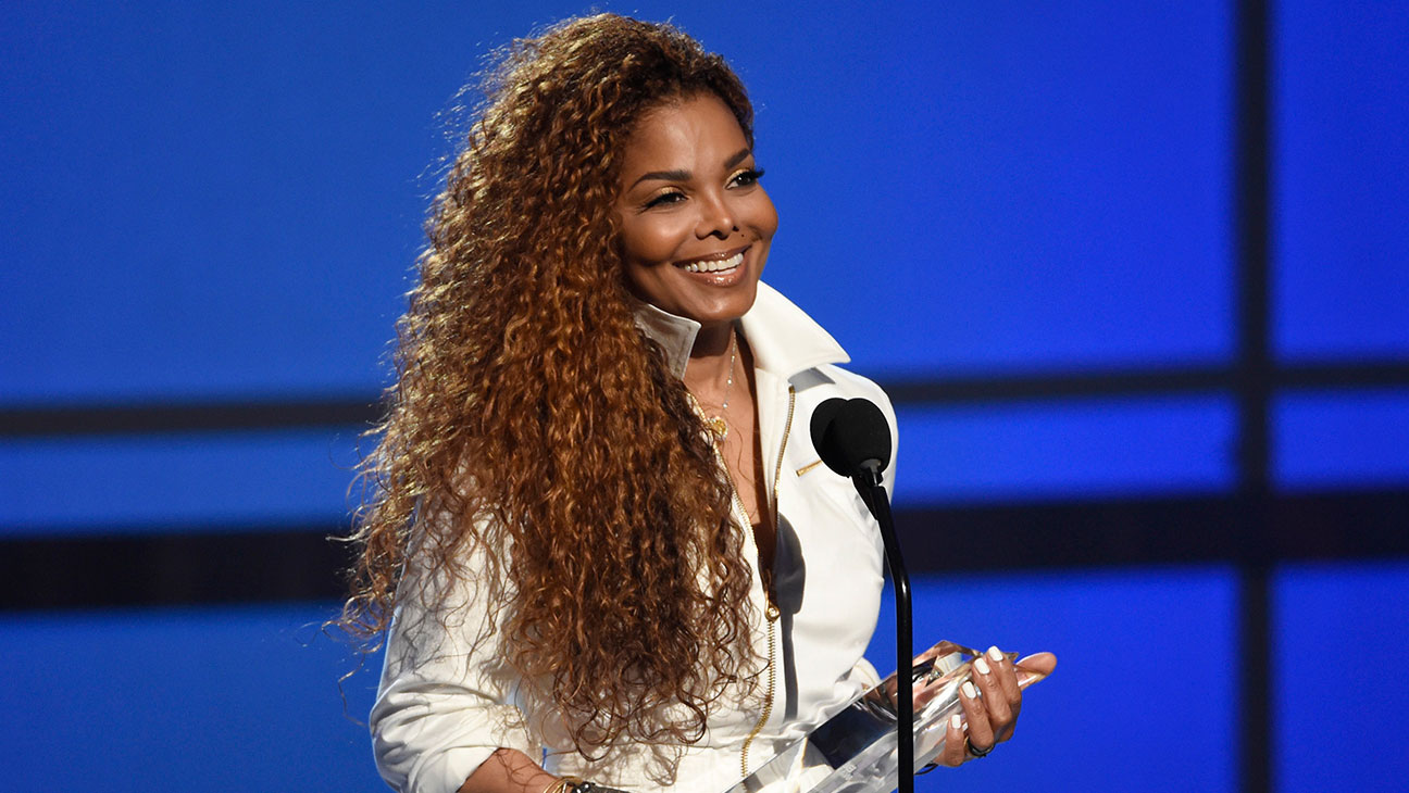 Janet Jackson, 2015 BET Awards - H 2015