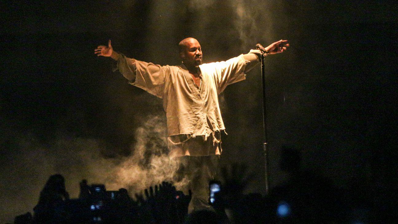 Kanye West FYF - H 2015