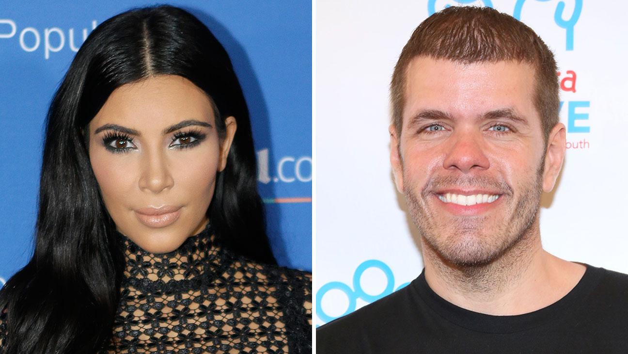 Kim Kardashian, Perez Hilton Split - H 2015