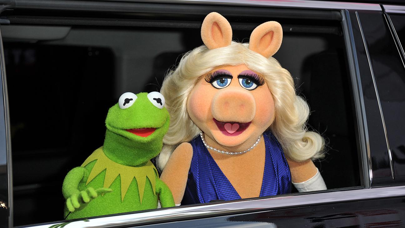 Kermit Ms. Piggy - H 2015