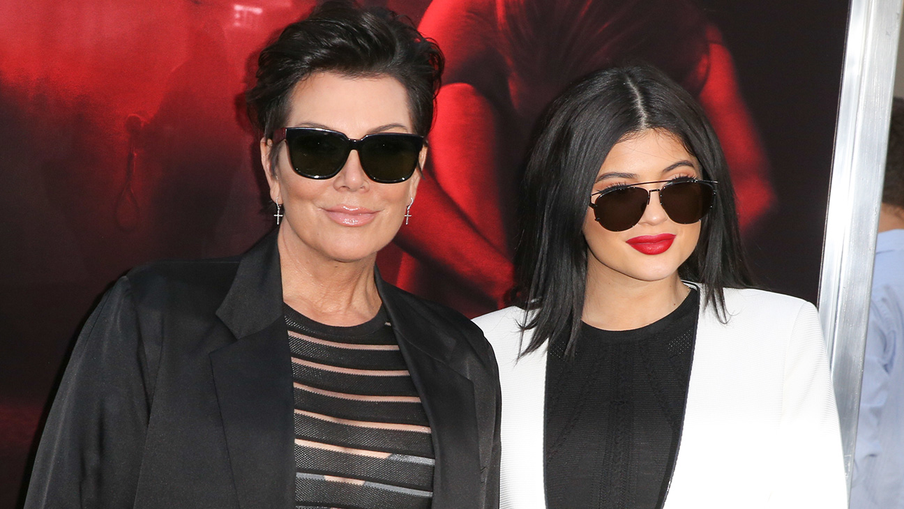 Kris and Kylie Jenner - H