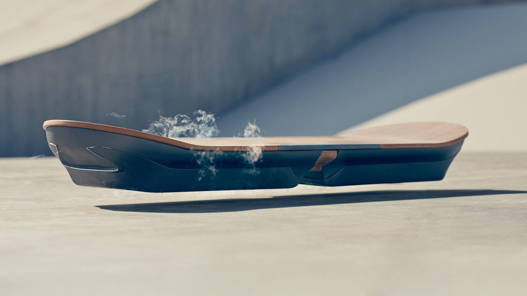 Lexus Hoverboard - H 2015